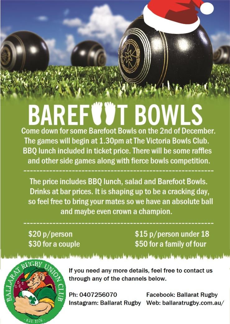 Ballarat bowls